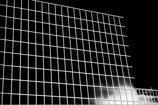 Photograph - Glass Architecture by Patrick M Lynch