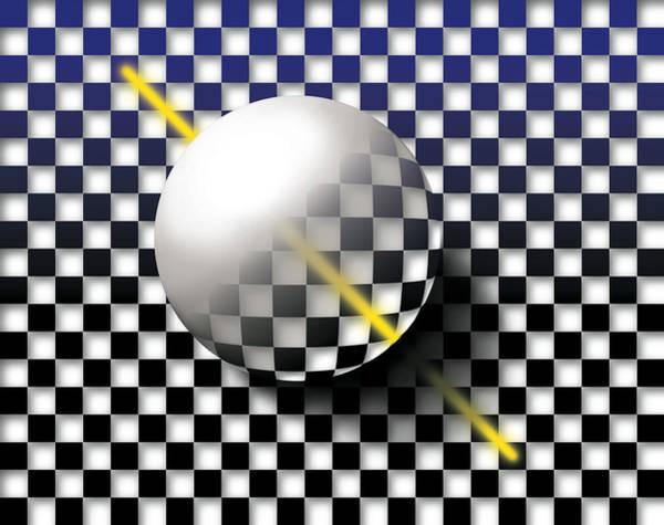 Photograph - Glass Ball  by Mauro Celotti