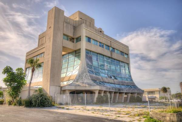 Photograph - Glass Bank In Cocoa Beach-shattered by Bradford Martin