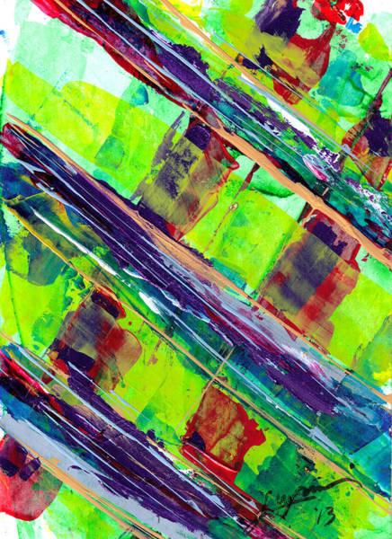 Painting - Glass Bridge by Thomas Lupari