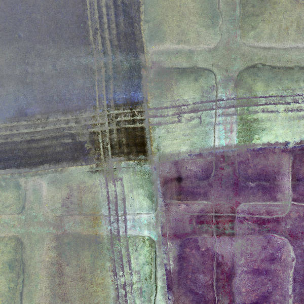 Crisscross Wall Art - Photograph - Glass Crossings by Carol Leigh