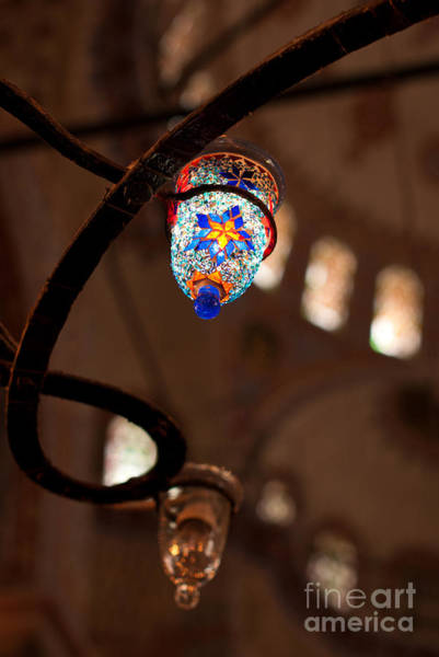Photograph - Glass Lantern by Rick Piper Photography
