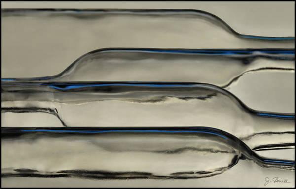 Wall Art - Photograph - Glass Layers by Joe Bonita
