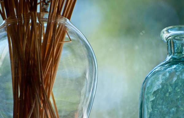 Photograph - Glass Reflections by Jani Freimann