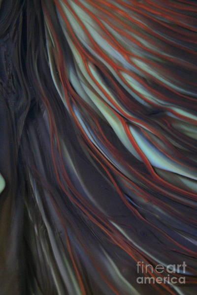 Glass Veins Art Print