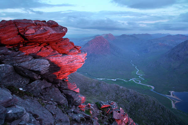 Toughness Photograph - Gleann Na Muice And The Great by Feargus Cooney