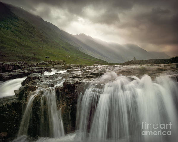 Photograph - Glen Coe by Edmund Nagele