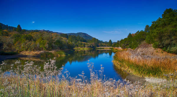 Photograph - Glen Ellen Lake by Michael Hope