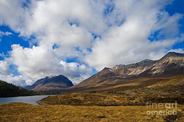 Beinn Eighe Photograph - Glen Torridon by Jacqi Elmslie