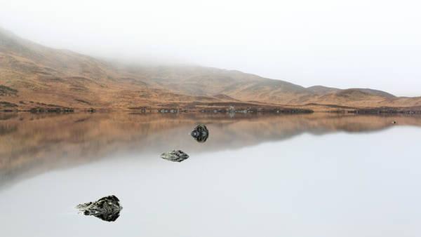 Photograph - Glencoe Mist by Grant Glendinning