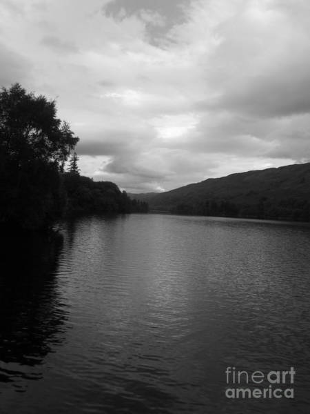 Photograph - Glengarry's Loch by Sharron Cuthbertson