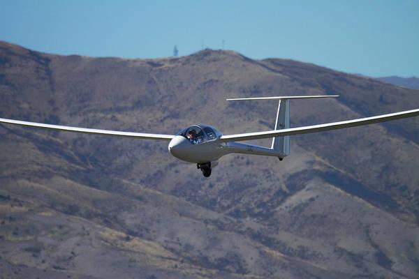 Glider Photograph - Glider, Warbirds Over Wanaka, Wanaka by David Wall