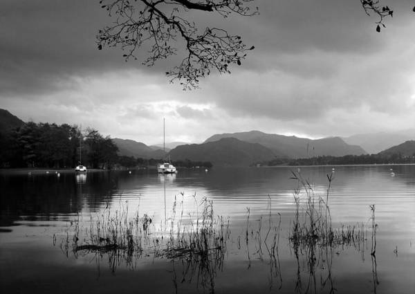 Pooley Bridge Wall Art - Photograph - Glimmer Of Hope? by Robin Dengate