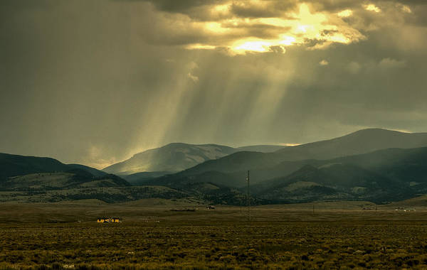 Photograph - Glimmer Of Hope by Steve Thompson