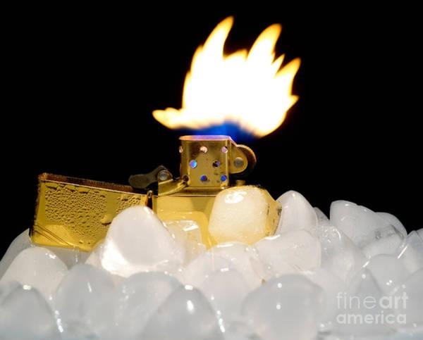 Energy Crisis Photograph - Global Warming by Sinisa Botas