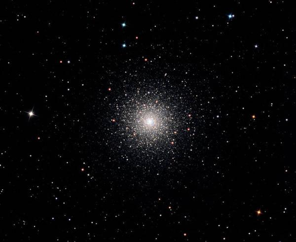 1851 Photograph - Globular Cluster Ngc 1851 by Damian Peach