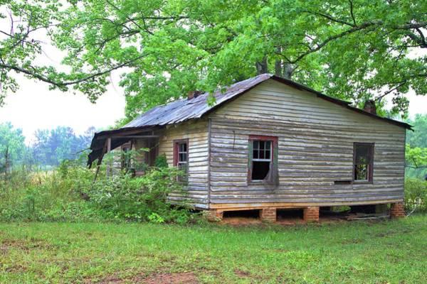 Photograph - Gloomy Old House by Gordon Elwell