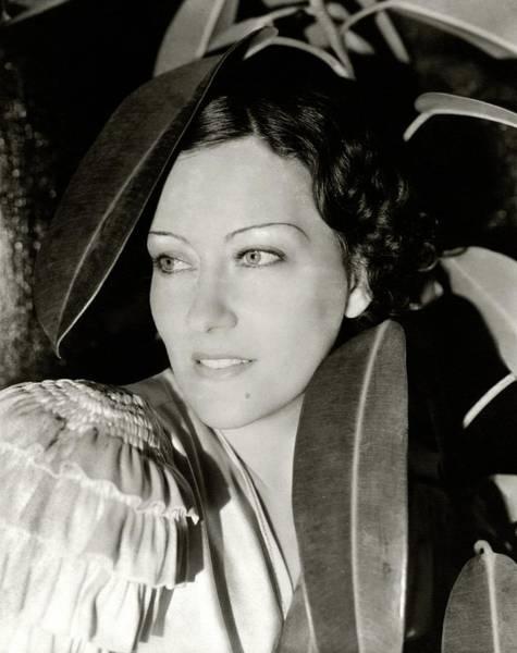 Gloria Swanson Photograph - Gloria Swanson In The Film Three Weeks by Cecil Beaton
