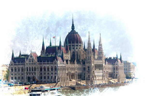Photograph - Glorious Budapest by Brenda Kean