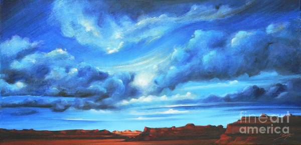 Susi Wall Art - Painting - Glorious Morning by Artist ForYou