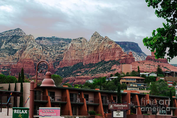 Red Rocks Of Sedona Photograph - Glorious Red Rock Country by Beverly Guilliams