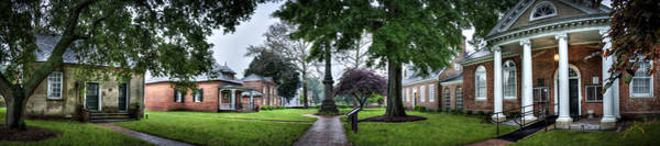 Photograph - Gloucester Courthouse In May by Williams-Cairns Photography LLC