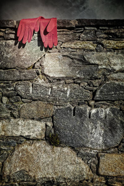 Kidnap Wall Art - Photograph - Gloves by Joana Kruse