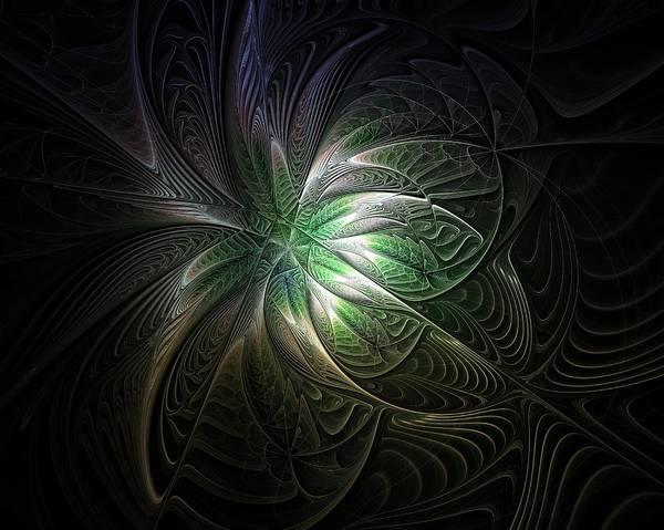 Digital Art - Glow by Amanda Moore