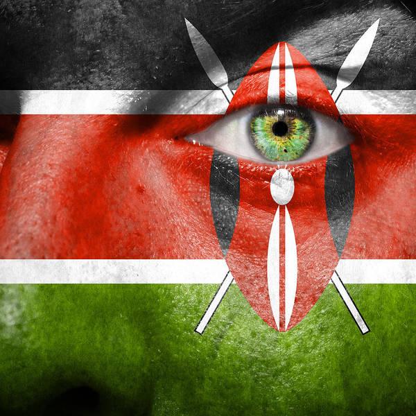 Wall Art - Photograph - Go Kenya by Semmick Photo