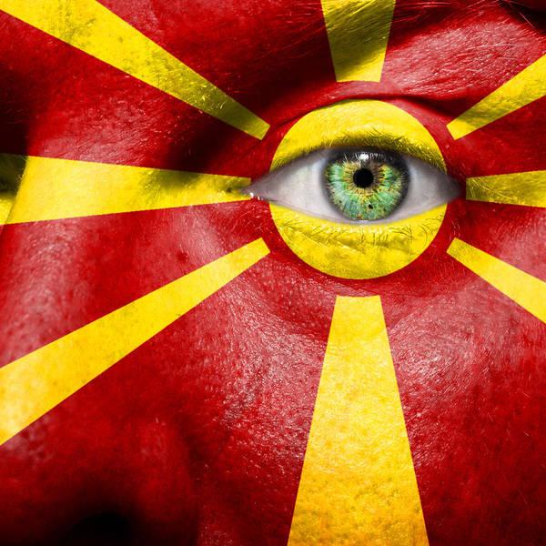 Wall Art - Photograph - Go Macedonia by Semmick Photo