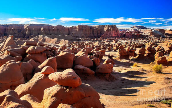 Goblin Photograph - Goblin Valley  by Robert Bales