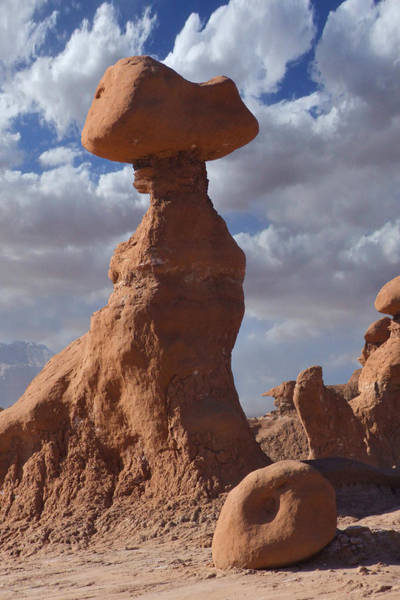 Goblin Photograph - Goblin Valley State Park - Utah by Mike McGlothlen
