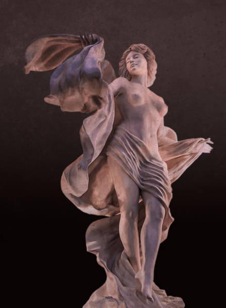 Goddess Of Seduction Art Print