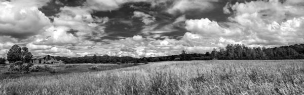 Photograph - God's Country In Monochrome by Guy Whiteley