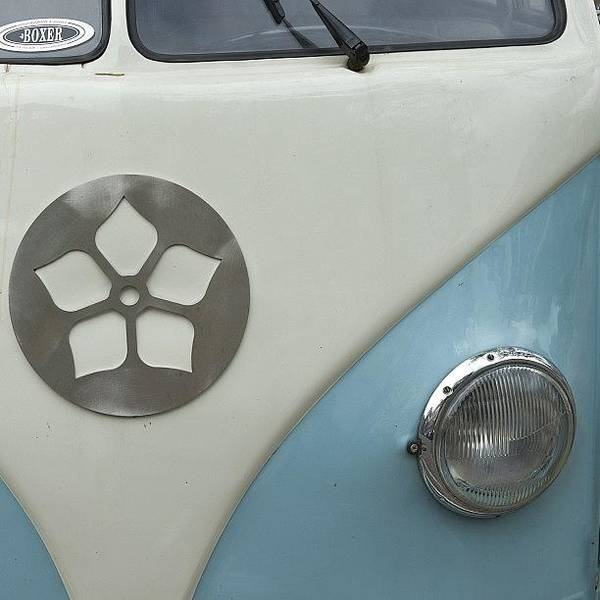 Going #abstract If Only A Little  #vw Art Print