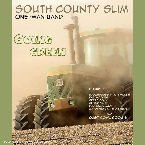 Wall Art - Photograph - Going Green - South County Slim by Everett Bowers