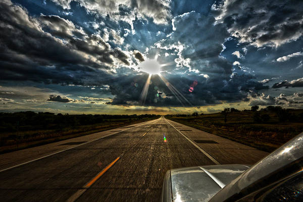 Photograph - Going Home by Brian Duram
