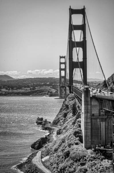 Photograph - Going To San Francisco by Heather Applegate