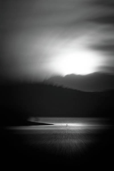 Alone Photograph - Going To The Other Side by Stefan Neuwirth
