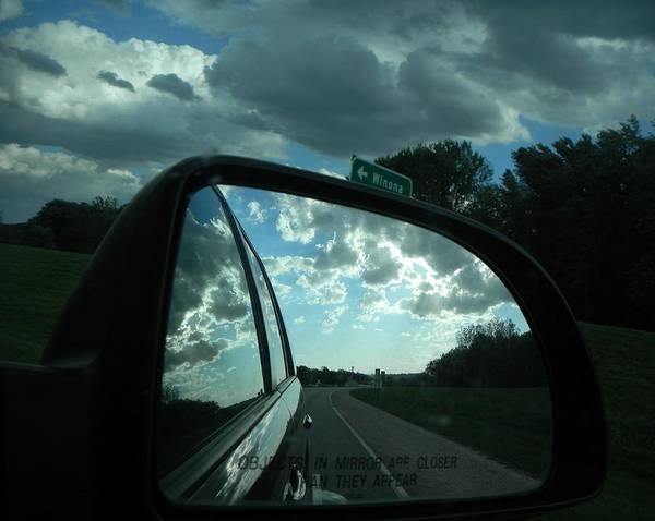 Photograph - Going To Winona by Rosanne Licciardi
