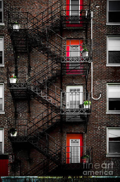 Photograph - Going Up by Michael Arend