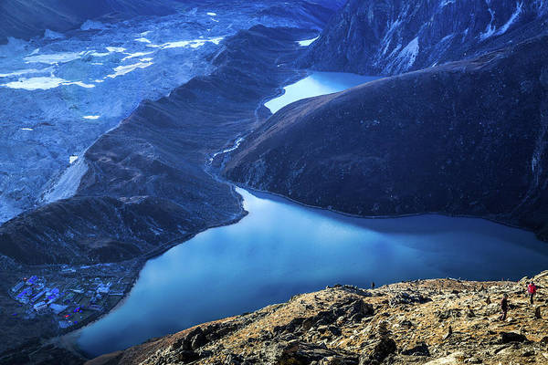 Gokyo Photograph - Gokyo Lakes, Sagarmatha National Park by Feng Wei Photography