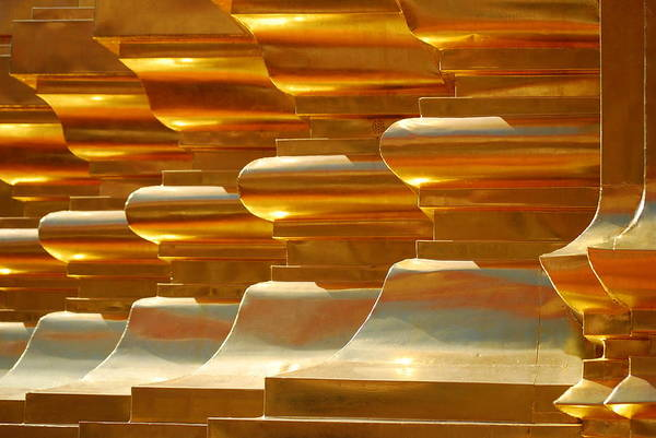 Chang Mai Wall Art - Photograph - Gold Standard by Vince McCall