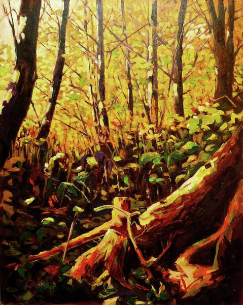 Painting - Golden Afternoon  by Rob Owen