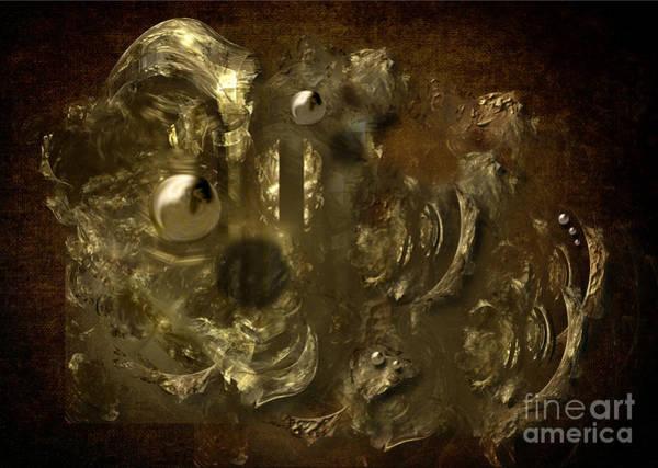 Digital Art - Golden Age by Alexa Szlavics