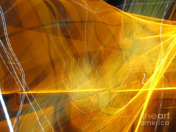 Photograph - Golden Bar by Gerald Grow