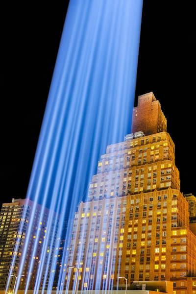 Photograph - Golden Blue by Susan Candelario