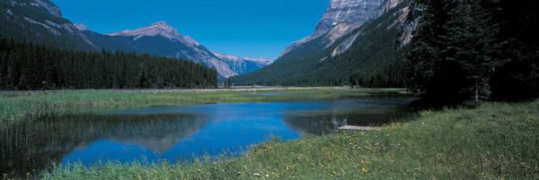 Golden British Columbia Canada Art Print