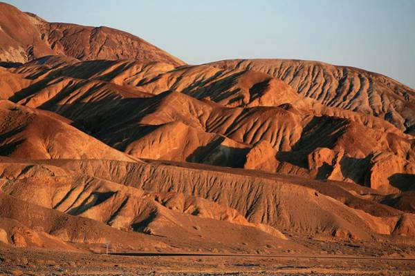 Sun Set Photograph - Golden Canyon by Michael Szoenyi/science Photo Library