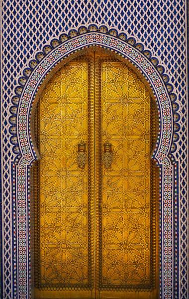 Photograph - Golden Door by Ivan Slosar